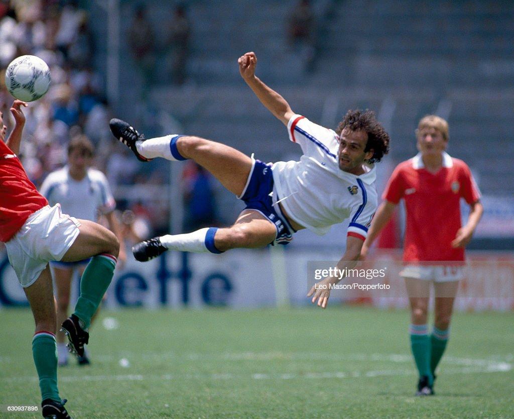 FIFA World Cup Hungary v France