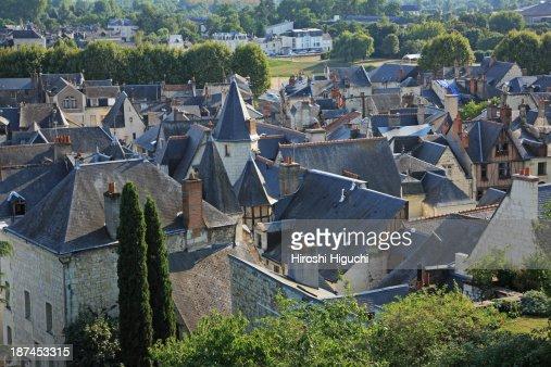 France, Chinon