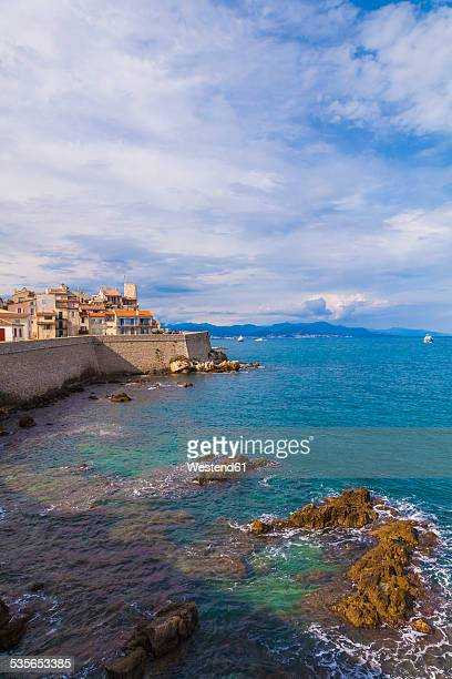 France, Cote dAzur, Antibes, old town