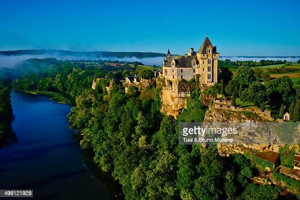 France, Dordogne, Vitrac, Chateau de Montfort
