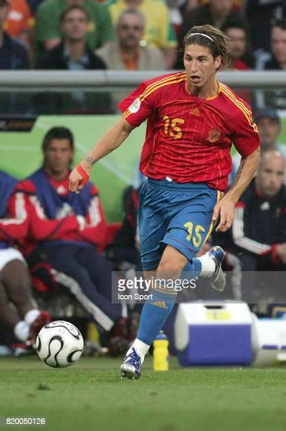 RAMOS France / Espagne Coupe du Monde 2006