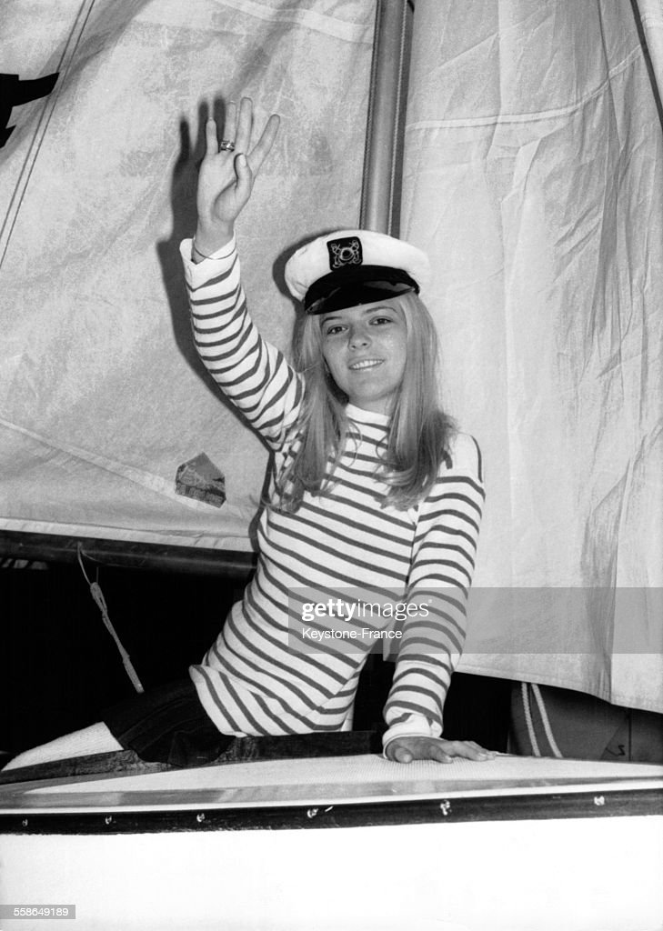 France gall getty images for Salon bateau paris