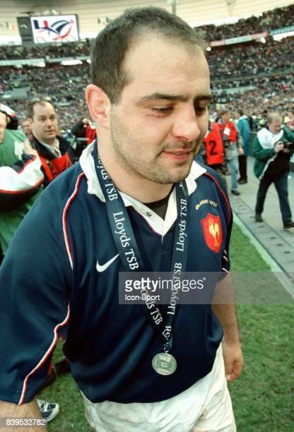 IBANEZ France / Irlande Tournoi des 6 Nations 2002 Stade de France