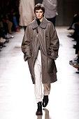 Hermes : Runway - Paris Fashion Week - Menswear F/W...