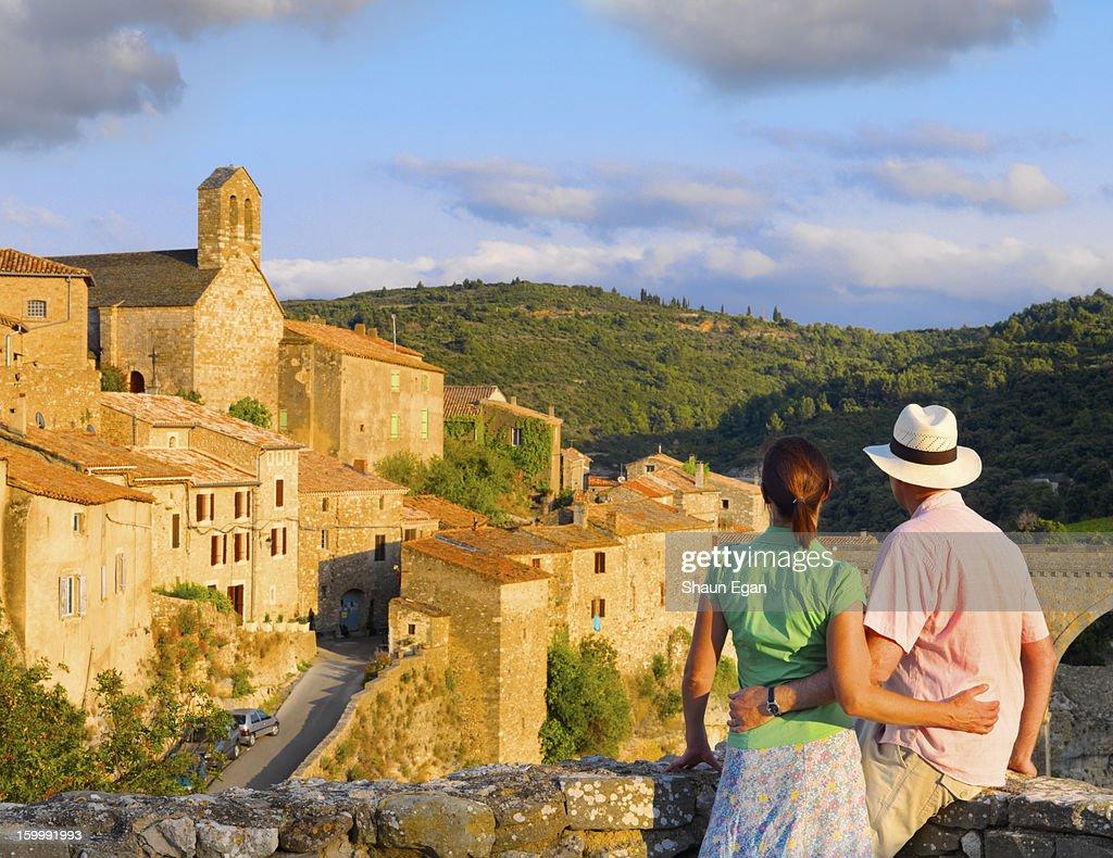 France, Languedoc, Minerve : Stock Photo