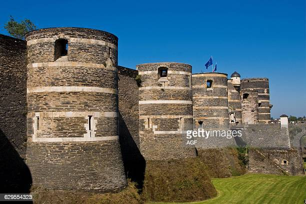 France Loire Valley Angers Angers Castle