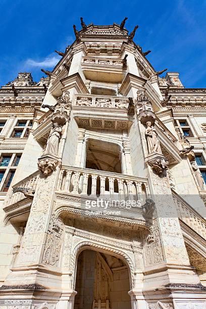 France, Loire Valley, Chateau de Blois