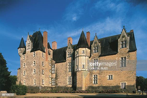 France Loire valley MaineetLoire Bauge castle