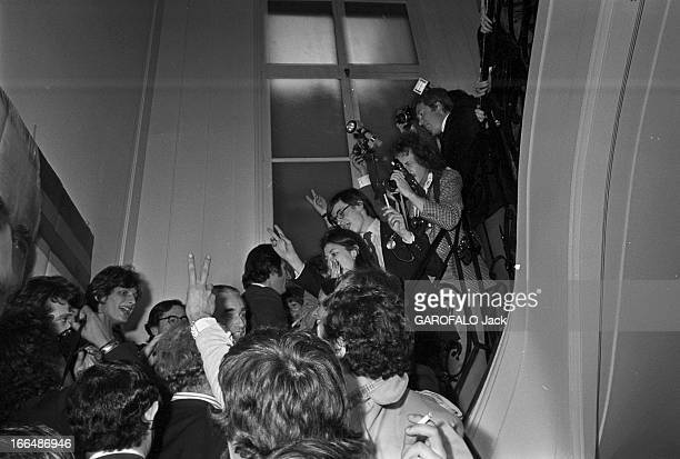 France May 1974 Results Of The First Round Of Presidential Elections france 6 mai 1974 Jacques CHABANDELMAS les résultats du 05 Mai Dans les...