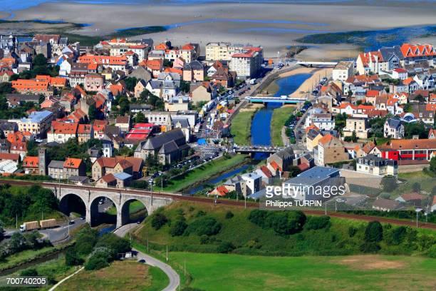France, Northern France, Pas de Calais. Wimereux