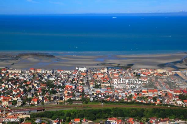 France, Northern France, Pas de Calais. Wimereux.