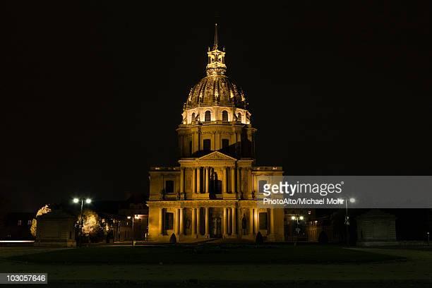 France, Paris, Invalides