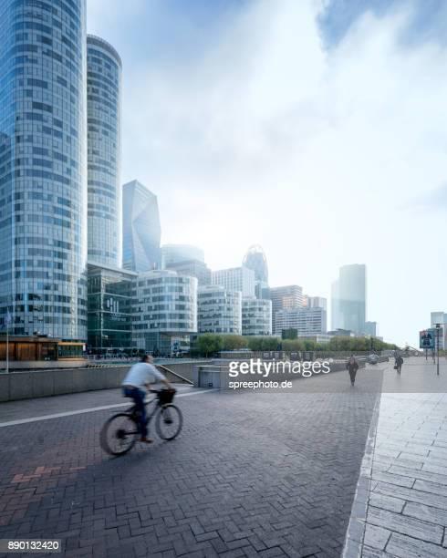 France, Paris, Modern Architecture La Défense