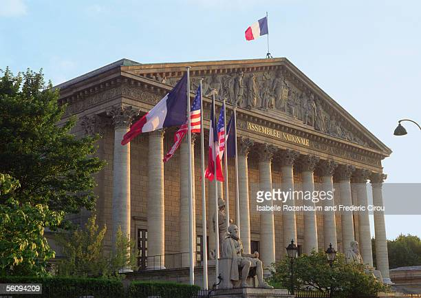 France, Paris, National Assembly