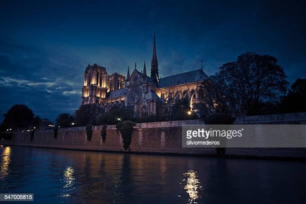 France, Paris, Notre Dame de Paris