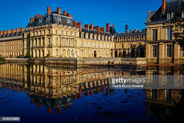 France, Royal Castle of Fontainebleau