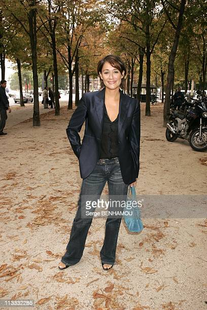France Televisions Press Conference On September 5Th 2005 In Paris France Here Daniela Lumbroso