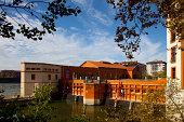 France, Toulouse, Espace EDF Bazacle
