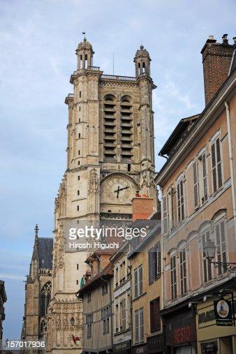 France, Troyes : Stock Photo