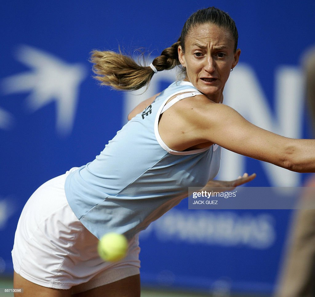 US Open finalist French Mary Pierce eyes