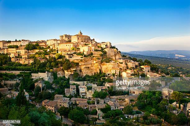France, Vaucluse, Luberon perched village