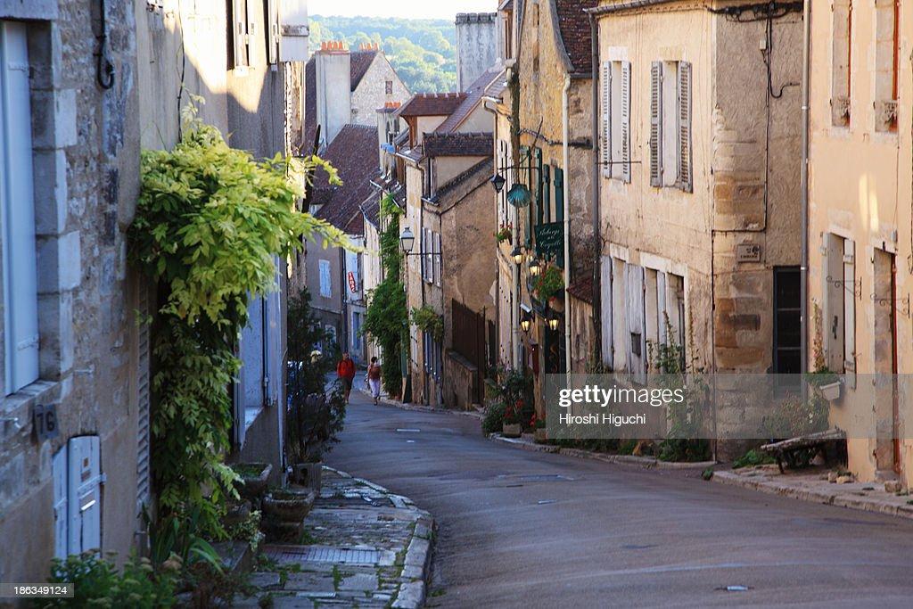 France, Vézelay : Stock Photo