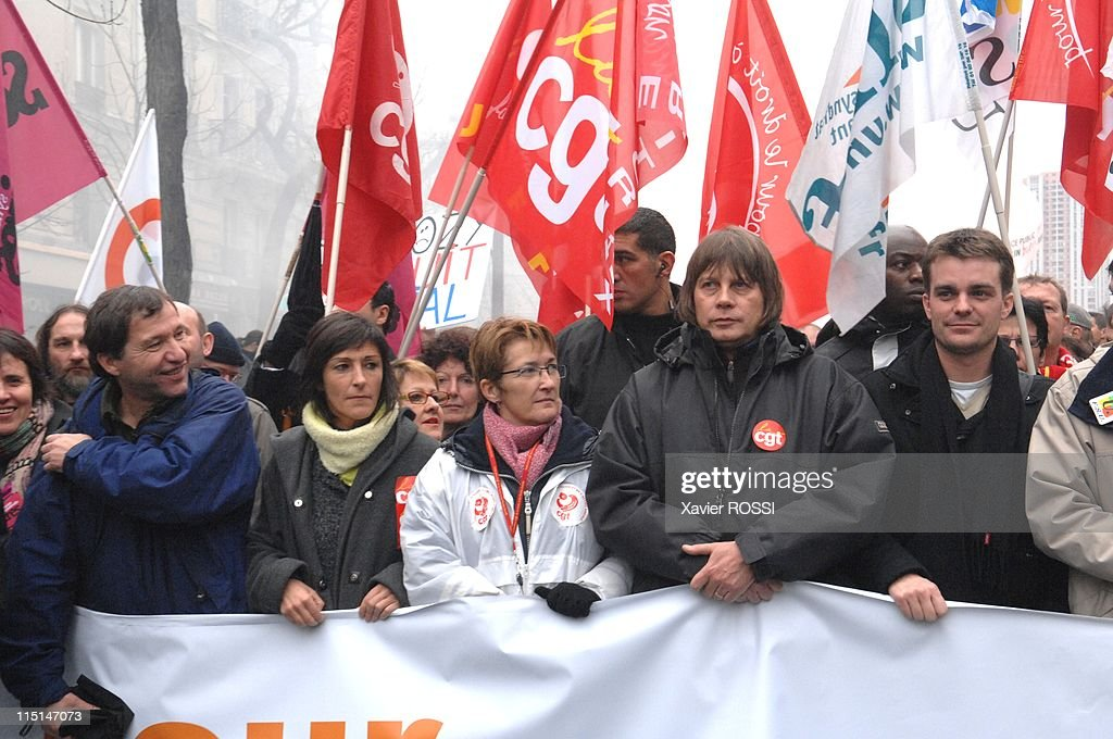 France was crippled by mass strikes Tuesday as civil service workers walked out on the seventh day of a nationwide rail workers strike in Paris...