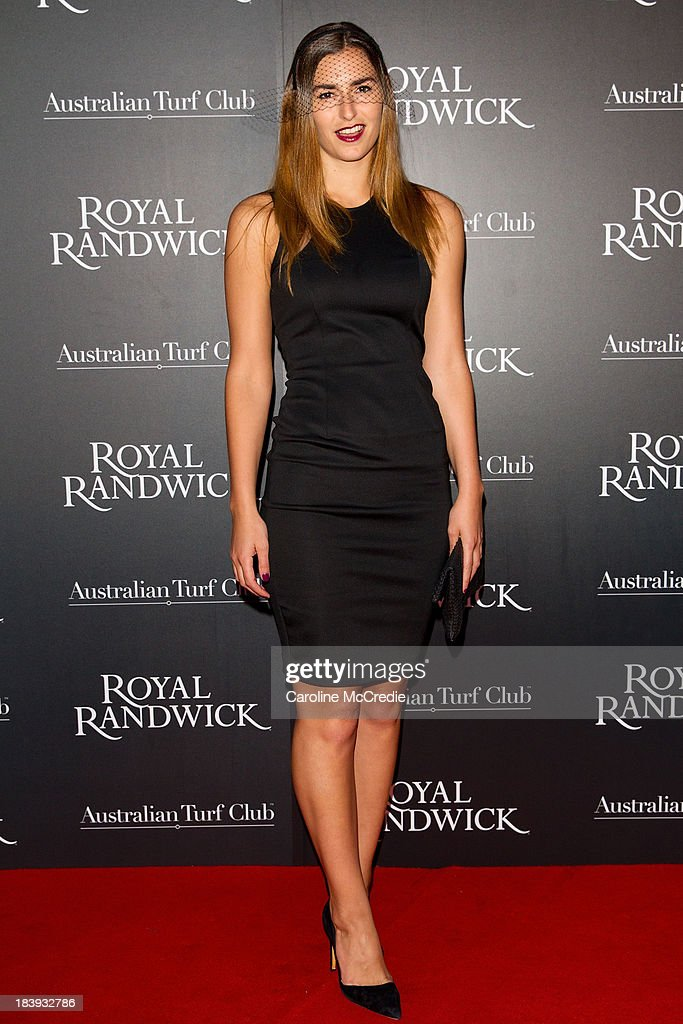 <a gi-track='captionPersonalityLinkClicked' href=/galleries/search?phrase=Frances+Abbott&family=editorial&specificpeople=7149421 ng-click='$event.stopPropagation()'>Frances Abbott</a> attends the Gala Launch event to celebrate the new Australian Turf on October 10, 2013 in Sydney, Australia.