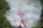 France's Christian Lavieille and codriver Jean Pierre Garcinon Haval compete during the Stage 6 of the Dakar 2014 between Tucuman ad Salta Argentina...