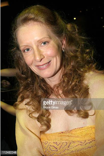 Frances Conroy during 2005 Screen Actors Guild Awards HBO Post SAG Awards Dinner at Spago Restaurant in Beverly Hills California United States