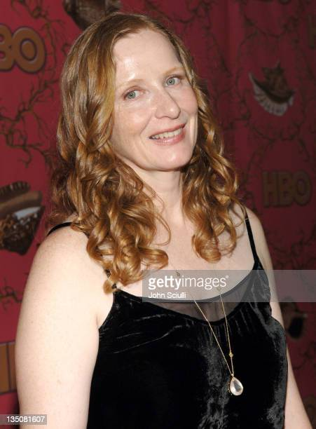 Frances Conroy during 58th Annual Primetime Emmy Awards HBO After Party Red Carpet and Inside at Pacific Design Center in West Hollywood California...