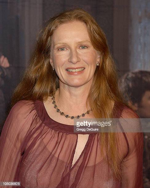 Frances Conroy during Los Angeles Premiere of HBO's 'Six Feet Under' at Grauman's Chinese Theatre in Hollywood California United States