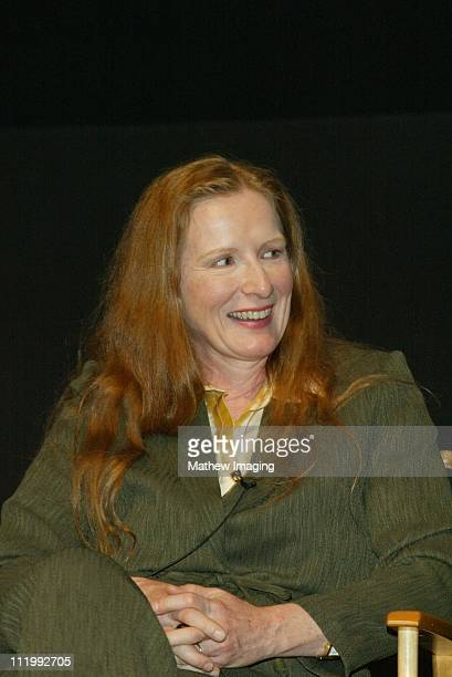 Frances COnroy during THE ACADEMY OF TELEVISION ARTS PRESENTS 'BEHIND THE SCENES OF 'SIX FEET UNDER'' at Leonard H Goldenson Theatre in North...