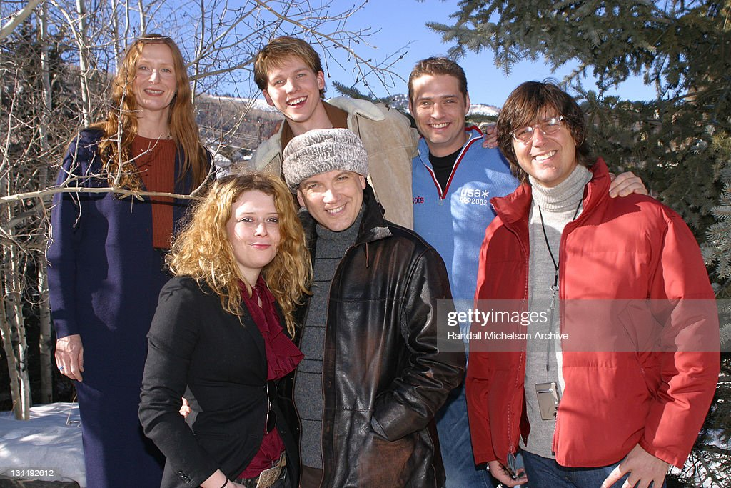 Frances Conroy Natasha Lyonne Stark Sands actor/writer Charles Busch Jason Priestley and director Mark Rucker