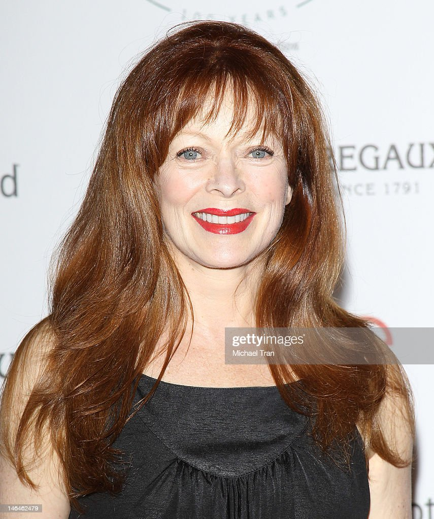 Frances Fisher arrives at the Beverly Hills Hotel - 100th Anniversary Celebration held on June 16, 2012 in Beverly Hills, California.