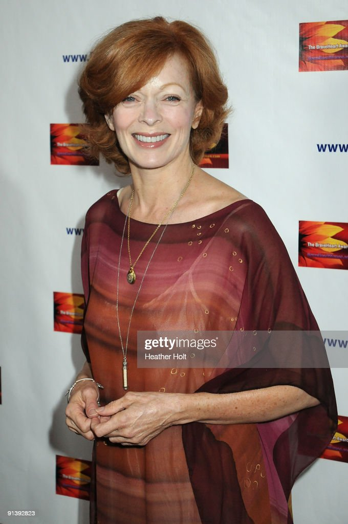 <a gi-track='captionPersonalityLinkClicked' href=/galleries/search?phrase=Frances+Fisher&family=editorial&specificpeople=211520 ng-click='$event.stopPropagation()'>Frances Fisher</a> arrives at the BraveHeart Awards For Brave Hearts at The Westin Hotel LAX on October 3, 2009 in Los Angeles, California.