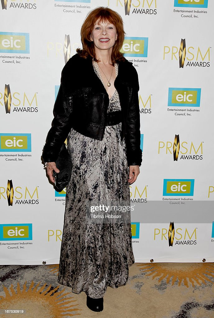 Frances Fisher attends the 17th annual Prism Awards at Beverly Hills Hotel on April 25, 2013 in Beverly Hills, California.