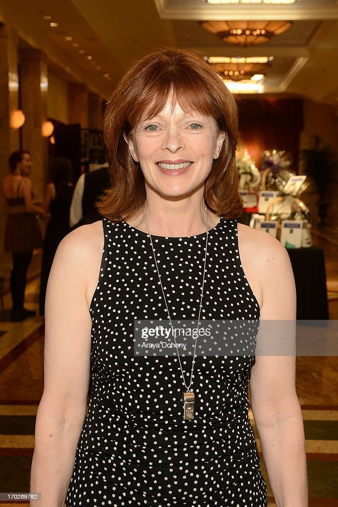 <a gi-track='captionPersonalityLinkClicked' href=/galleries/search?phrase=Frances+Fisher&family=editorial&specificpeople=211520 ng-click='$event.stopPropagation()'>Frances Fisher</a> attends the the Actors Fund's 17th annual Tony Awards viewing party held at Taglyan Cultural Complex on June 9, 2013 in Hollywood, California.