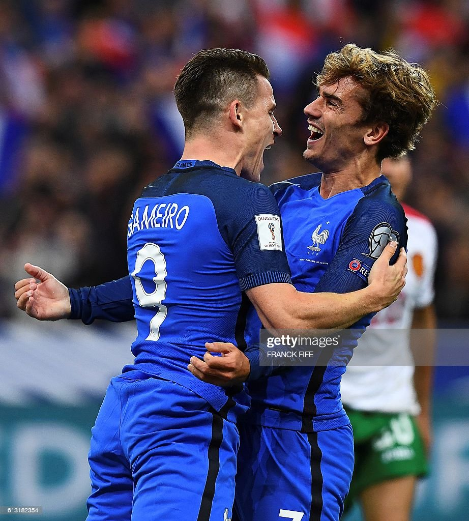 France v Bulgaria FIFA 2018 World Cup Qualifier s and