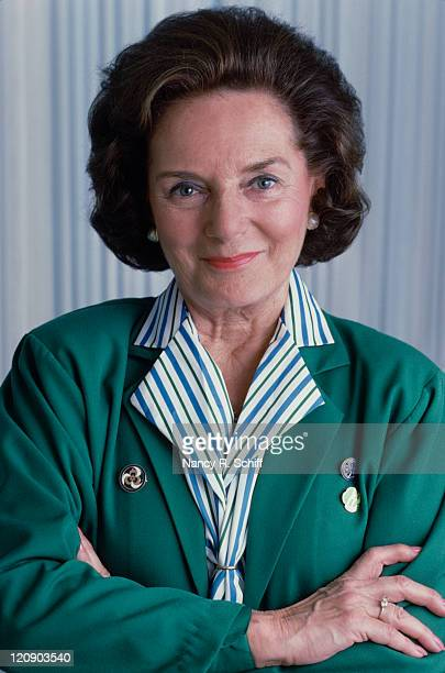 Frances Hesselbein CEO of the Girl Scouts of the USA 1978