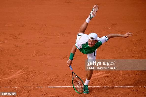 TENNIS-FRA-OPEN-MEN : News Photo
