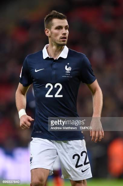 France's Morgan Schneiderlin