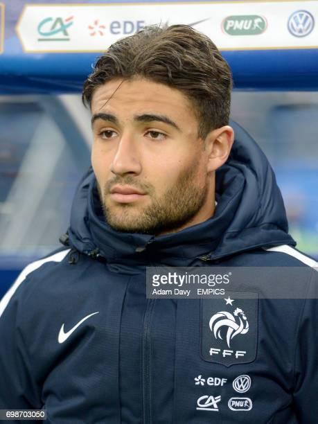 France's Nabil Fekir