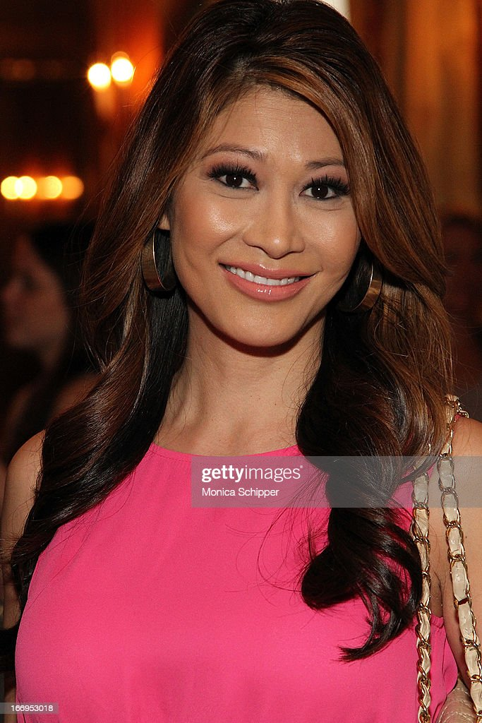 Frances Rivera attends The New York Society For The Prevention Of Cruelty To Children's 2013 Spring Luncheon at The Pierre Hotel on April 18, 2013 in New York City.