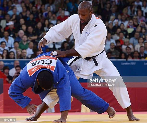 single men in riner The gold and silver medals were determined by a single-elimination tournament, with the winner of the final taking gold and the loser teddy riner 010 or.