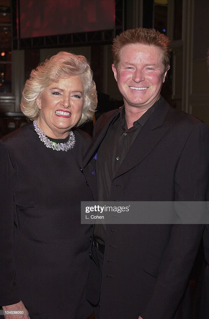 Frances W. Preston, Don Henley during 49th Annual BMI Pop Awards at Regent Beverly Wilshire in Beverly Hills, California, United States.