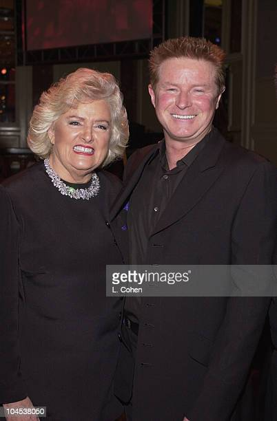 Frances W Preston Don Henley during 49th Annual BMI Pop Awards at Regent Beverly Wilshire in Beverly Hills California United States