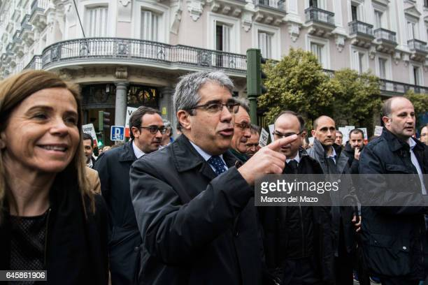 Francesc Homs going to declare for allowing ballots for an independence referendum in Catalonia