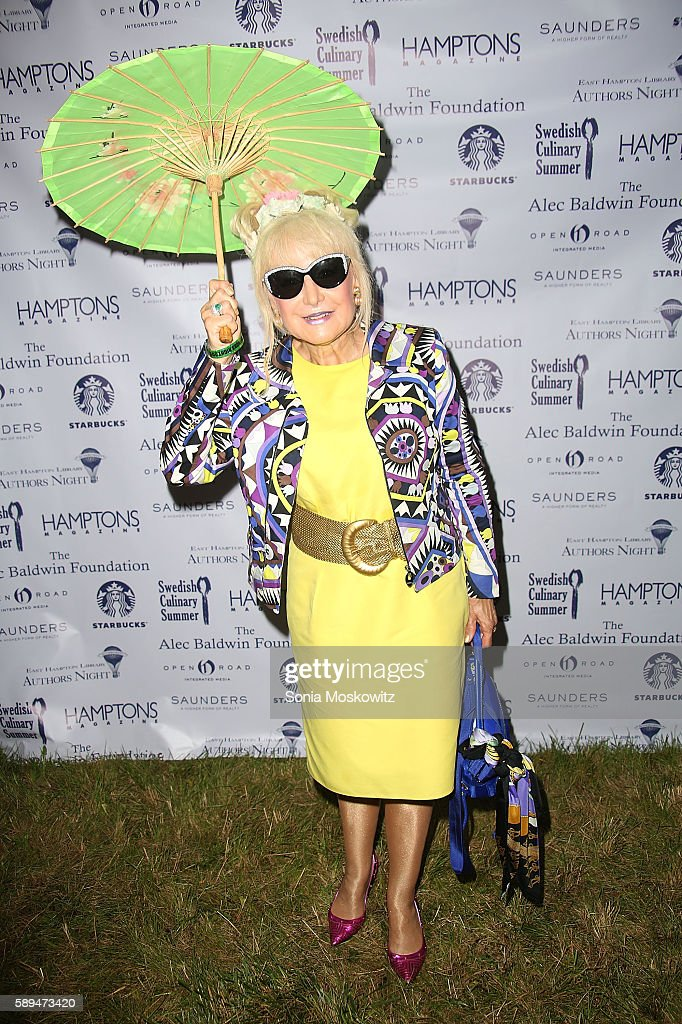 Francesca Beale attends the East Hampton Library's 12th Annual Authors Night Benefit on August 13, 2016 in East Hampton, New York.