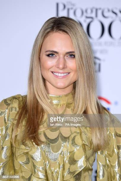 Francesca Dutton at the London Evening Standard's annual Progress 1000 in partnership with Citi and sponsored by Invisalign UK held in London PRESS...